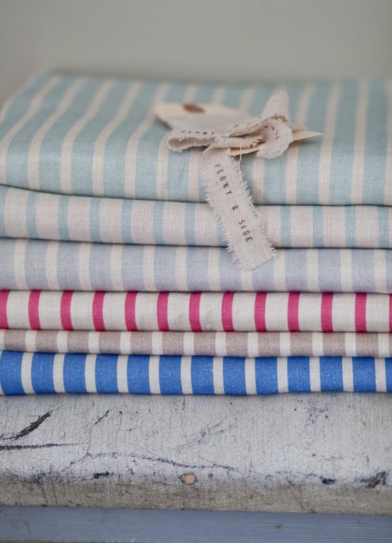 Breton Stripes by Peony and Sage