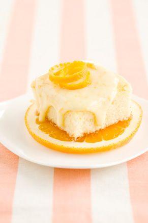 Paula Deen Orange Brownies