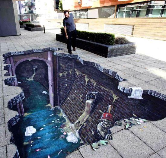 Incredible 3D Street Art