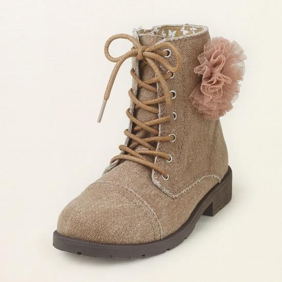 girl - shoes - moda boot