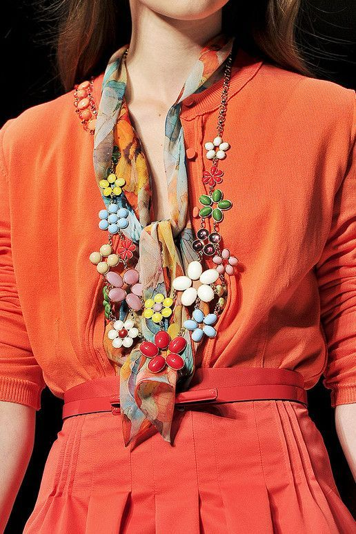 Floral accessories. Fun and #Romantic Elegance Collections