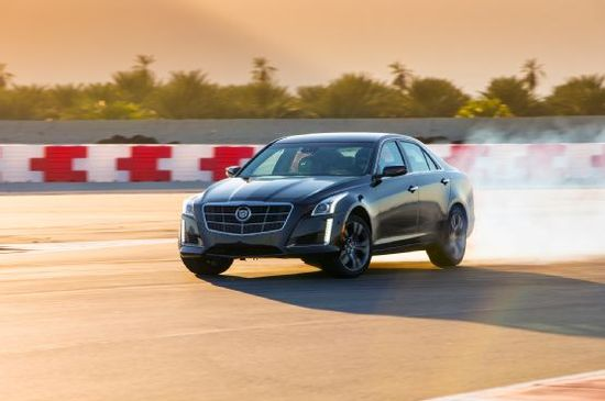 Cadillac CTS is the 2014 Car of the Year - Do You Agree With Our Choice? - Motor Trend WOT