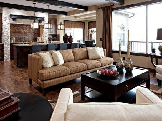 Contemporary Design Ideas - Living Room Design #home design #home decorating #modern house design