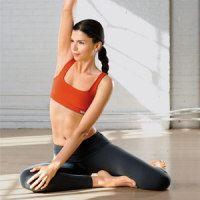 flat abs pilates workout