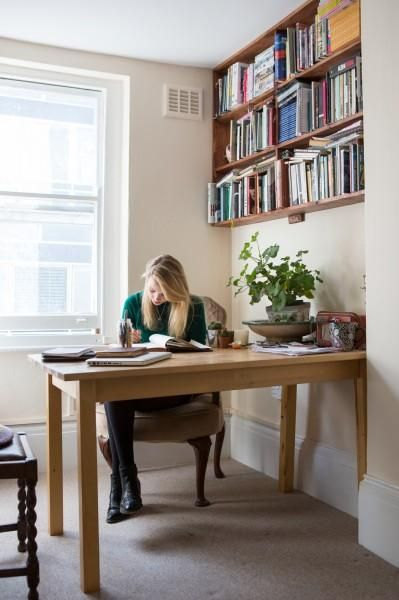 How to design your own amazing home workspace (Photographed by Claire Pepper)