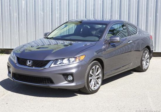 2013 Honda Accord Coupe: great performance and good tech