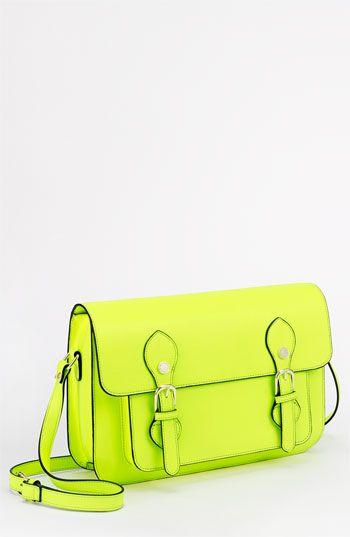 neon crossbody