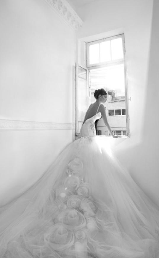 Inbal Dror Bridal Couture