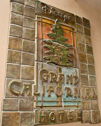 disney's grand californian hotel....best hotel Ive ever been to!