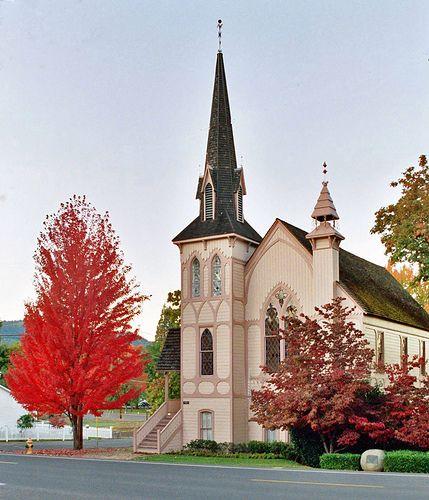 Jacksonville, Oregon ~ Presbyterian Church