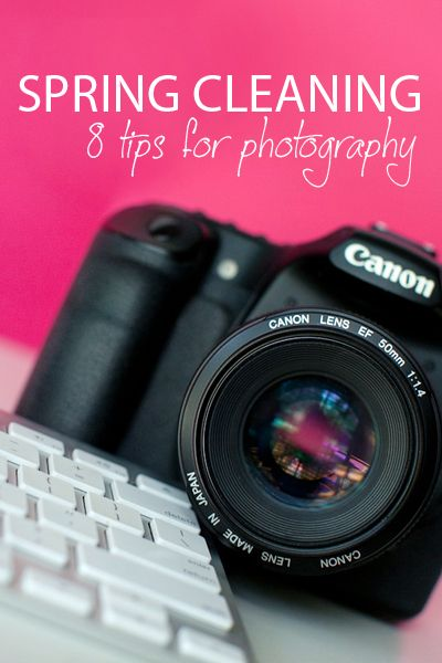 Get your cameras ready for spring and summer!