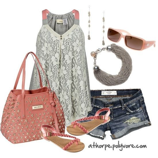 Summer #cute summer outfits #summer clothes style #summer outfits