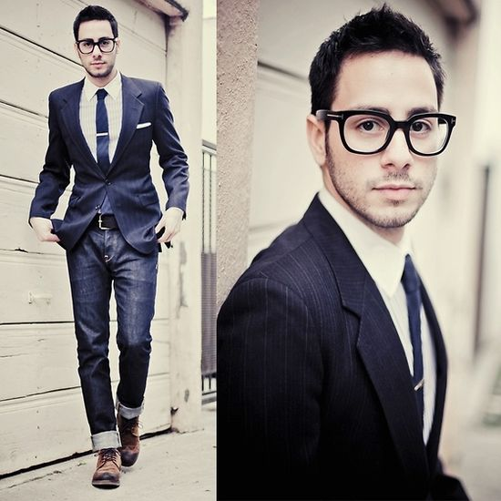 Mens fashion / Mens style  //Love this style!