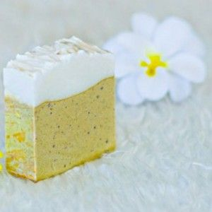 Mangosteen handmade soap