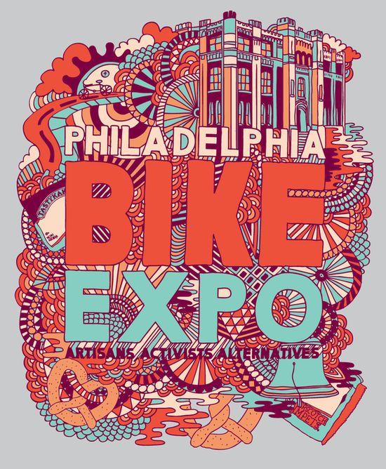 Illustrations by Emily Glaubinger - Graphic Design Poster
