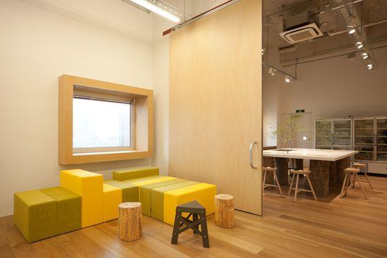 schemata architecture office: hue+