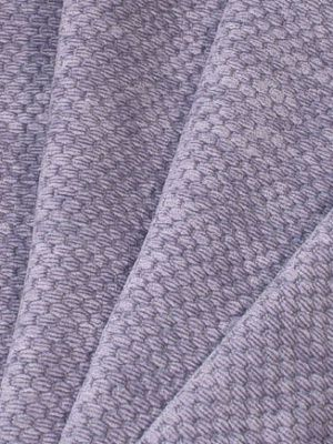 B. Berger Fabrics 1415-Lilac $73.50 per yard #interiors #decor #purplefabrics #monochromatic