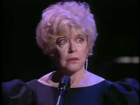 Probably my favourite rendition of those songs... she's so wonderfully crazy... #loudon #sondheim #company #follies