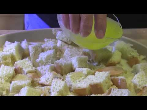 Vintage Bread Pudding Video