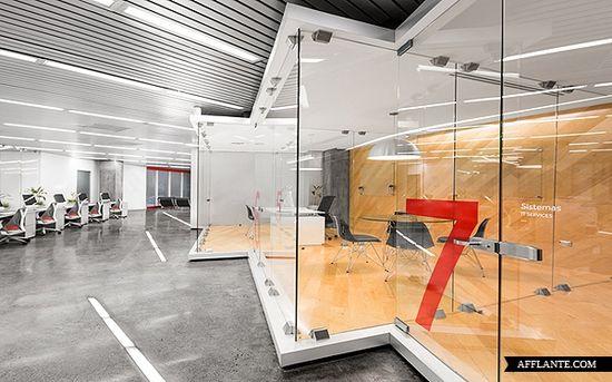 Grauforz Branding & Corporate Interior // Anagrama