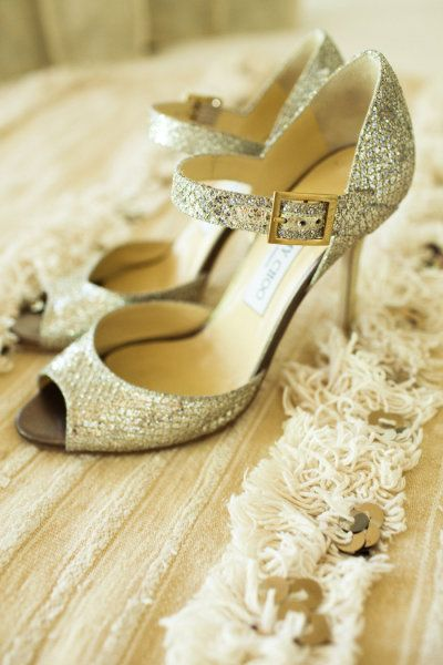 Is it possible to love these Jimmy Choo shoes too much?
