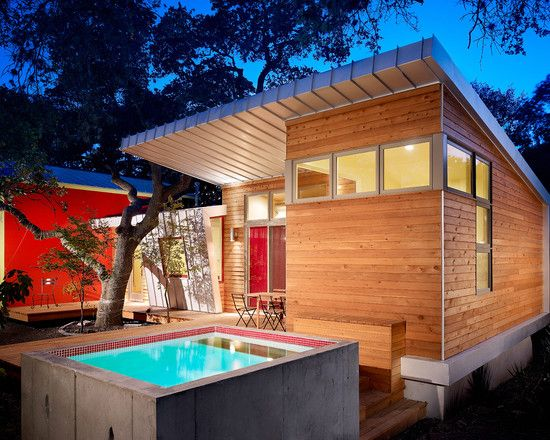 Small Outdoor Soaking Pools Design, Pictures, Remodel, Decor and Ideas - page 4