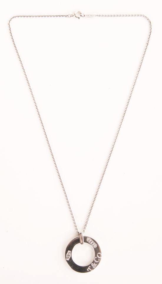 TIFFANY & CO. NECKLACE @Michelle Flynn Coleman-HERS