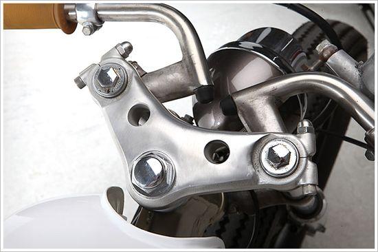 Micah Vince's '74 Honda CB360 - Pipeburn - Purveyors of Classic Motorcycles, Cafe Racers & Custom motorbikes