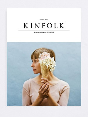 Kinfolk magazine vol. 7