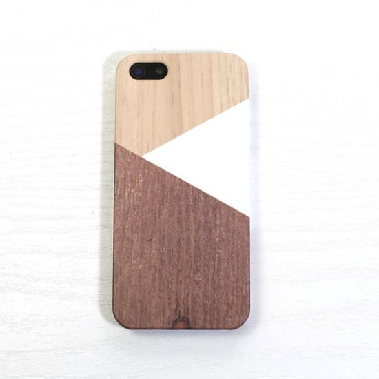 Geometric, wood pattern,  iphone 4 case, iphone 5 case, iphone 5c case, i289
