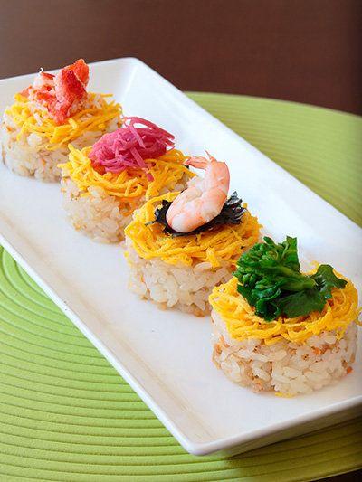Chirashi sushi??????