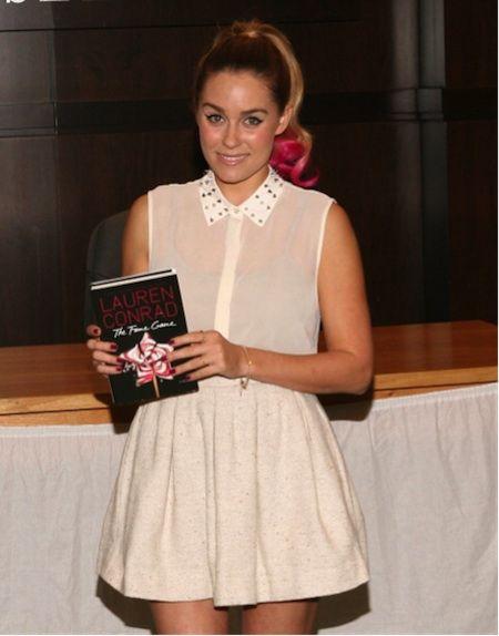Lauren Conrad Book Signing in Los Angeles