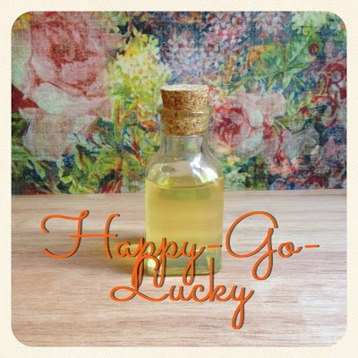 Fresh Picked Beauty: Happy-Go-Lucky Soothing Body Oil