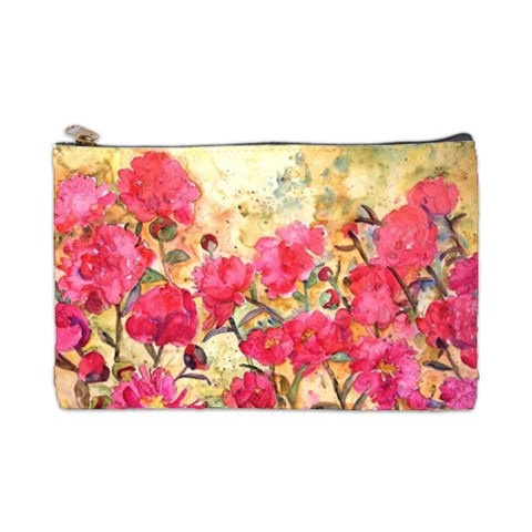 Cosmetic Art  Bag Zipper Pouch Stocking Stuffer by SchulmanArts, $18.00