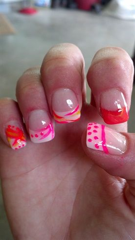 Summer fun - Nail Art Gallery by NAILS Magazine