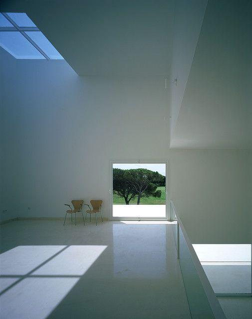 Asencio House by estudio campo baeza, via Flickr