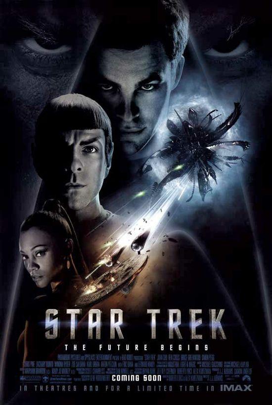 Star Trek (2009) movie poster