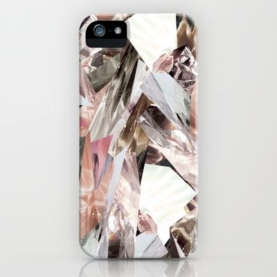 Arnsdorf SS11 Crystal Pattern iPhone Case by RoAndCo  - $35.00