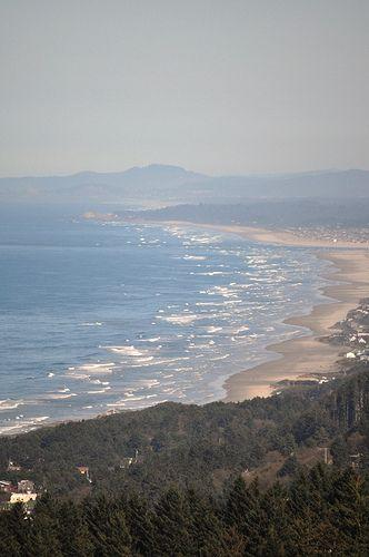 Oregon Coast October