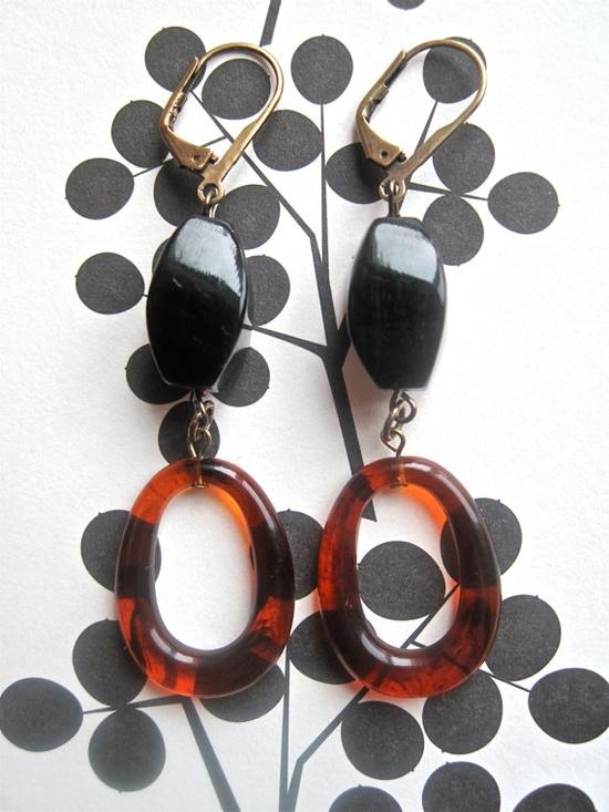 soda pop girl earrings