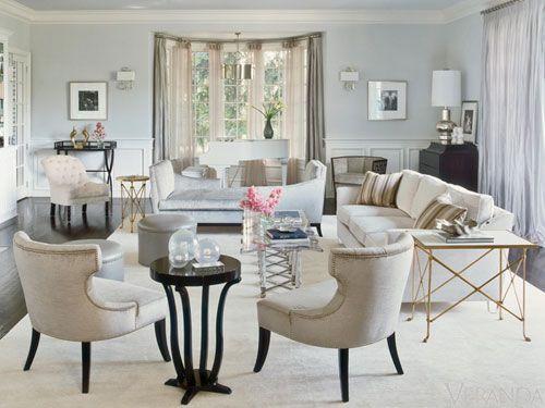 J. Lo's gorgeous living room