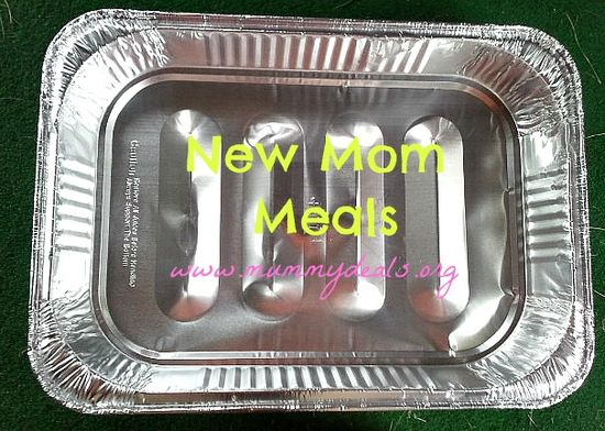 5 New Mom Meals that are easy to freeze and then gift to someone who just had a baby or is recovering from an illness. Make ahead and put in their freezer! #recipes from @Clair O'Neill O'Neill O'Neill O'Neill O'Neill @ Mummy Deals