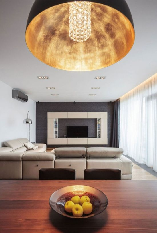 Modern apartment design ideas picture