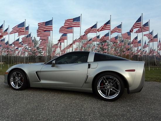 Corvette...America's Favorite Sports Car!