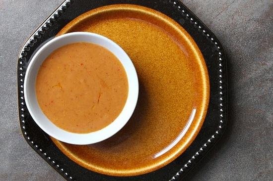 Easy Thai Satay Sauce (Peanut)