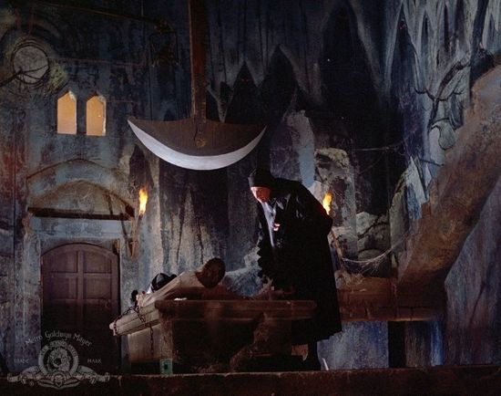 Still of Vincent Price in Pit and the Pendulum