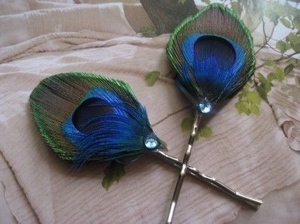 peacock pins