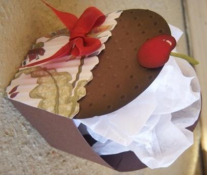 petal cone cupcake michelle scileppi