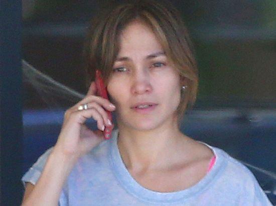 Celebrities without makeup! #JenniferLopez