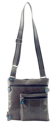 Charge your tech with a powered crossbody bag